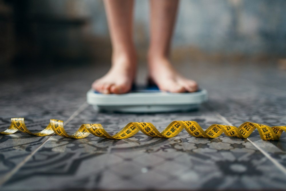 Dealing with eating disorder